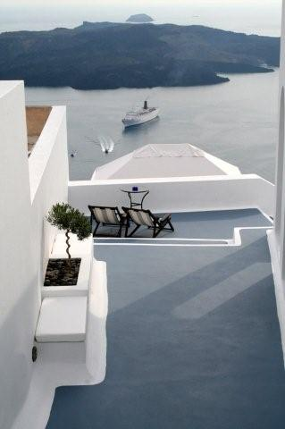 View from Santorini