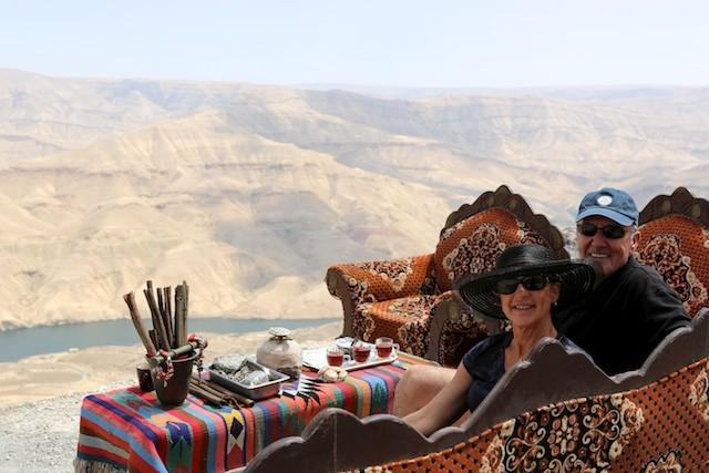 Wadi Mojib Tea Stop, Jordan 10
